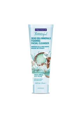 Freeman Dead Sea Minerals Foaming Facial Cleanser 175Ml - Yüz Temizleyici