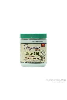 Organics Saç Teli Güçlendirici Zeytinyağ Özlü Saç Kremi