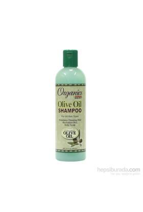 Organics Kuru Saç Güçlendirici Parlatıcı Yumuşatıcı Zeytinyağlı Şampuan