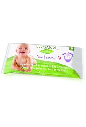 Organyc Bebek Islak Mendil - %100 Organik Pamuk
