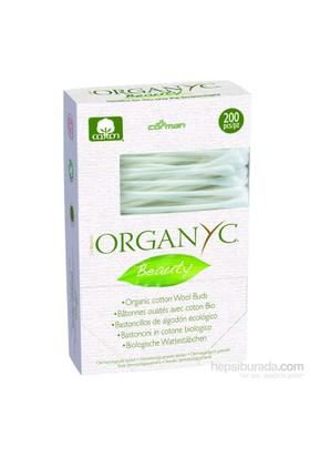 Organyc Beauty Pamuklu Çubuk