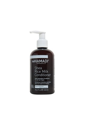 Hamadi Shea Rice Milk Conditioner