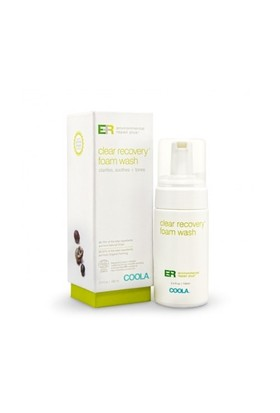 Coola Environmental Repair Plus Clear Recovery Foam Wash