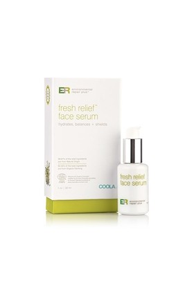 Coola Environmental Repair Plus Fresh Relief Face Serum