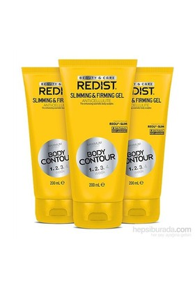 Redist Anti-Cellulite Slimming Firming Gel 200 Ml