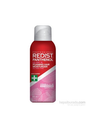 Redist Panthenol SPF15 Saç Köpüğü 125 ml