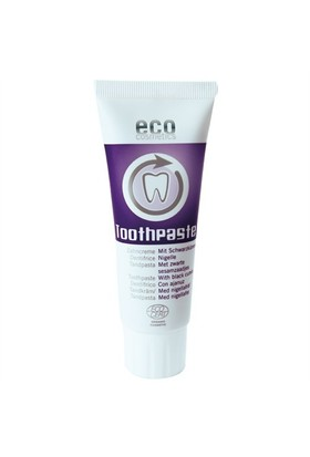 Eco Cosmetics Organik Sertifikalı Çörek Otu Ekstraktlı Diş Macunu
