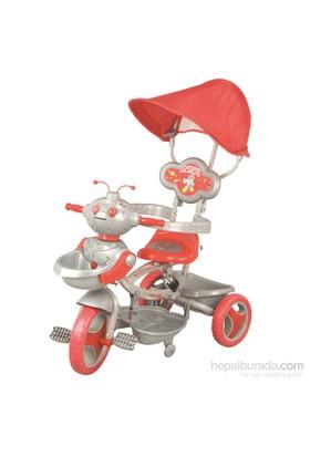 Johnson Robot Bisiklet / Kırmızı