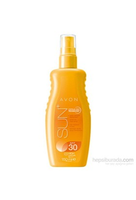 Avon Sun Transparan Güneş Spreyi Spf30 -150 Ml.