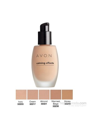Avon Calming Effects Fondöten 30 Ml.