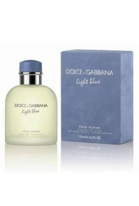 Dolce & Gabbana Light Blue Edt 125 Ml.Men Parfüm