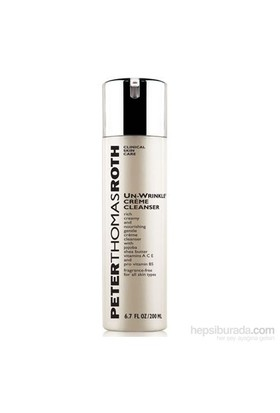 PETER THOMAS ROTH Un-Wrinkle Creme Cleanser 200 ml