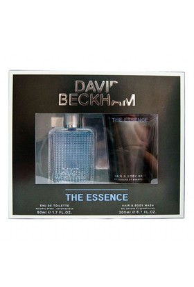 David Beckham Essence Edt 50 Ml Erkek Kofre