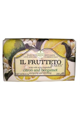 Nestidante Sabun Frutteto C.Bergamot 250G