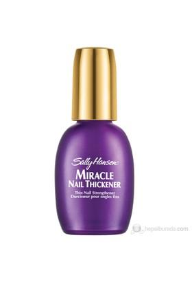 Sally Hansen Miracle Nail Thickener - Mucize Tırnak Kalınlaştırıcı