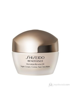 Shiseido Benefiance Wrinkle Resist24 50 Ml Gece Kremi