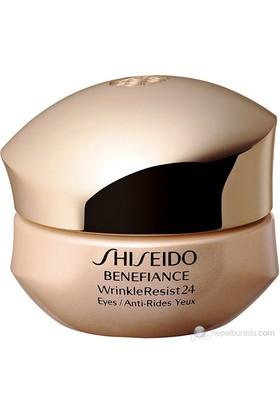 Shiseido Benefiance Wrinkle Resist 24 15 Ml Göz Kremi