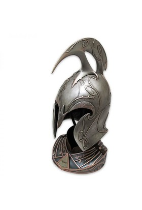 United Cutlery Hobbit Rivendell Elf Helm With Stand