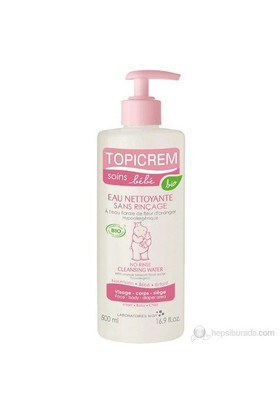 Topicrem 2 in 1 Cleansing Gel 500 Ml