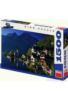 Hallstatt, Austria (1500 Parça Puzzle)