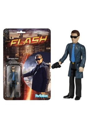 Funko Reaction The Flash Captain Cold