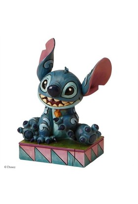 Disney Traditions Enesco Stitch Ohana Means Family Figure