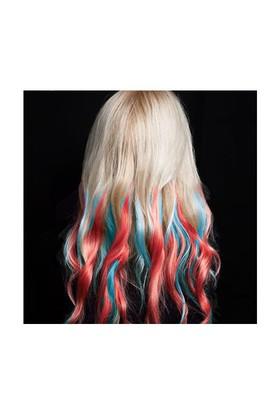 Npw Haır Chalk Blue & Red
