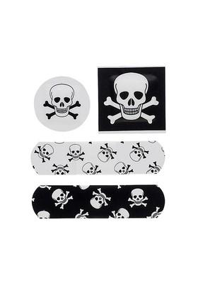 Npw Ouch! - Yara Bandı Seti - Skulls & Bones