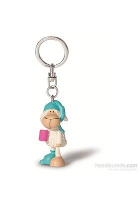 Nici Plastik Anahtarlık Keyfriends Jolly Sleepy 5 cm