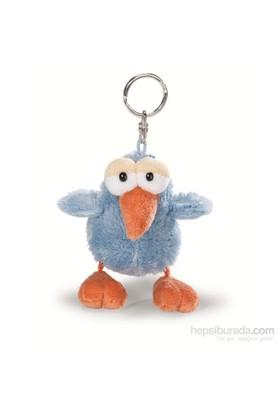 Nici Peluş Anahtarlık Bean Bag Sevimli Kuş 10 cm