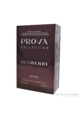 Prova Collection Red Berry 100Ml Erkek Parfüm