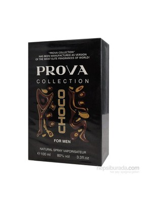Prova Collection Choco 100Ml Erkek Parfüm