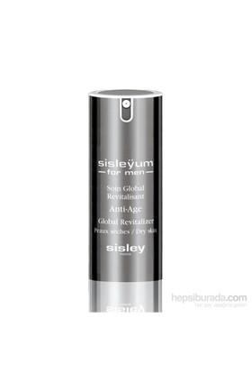 Sisley Sisleyum For Men Soin Global Revitalisant Anti-Age Dry Skin 50 Ml