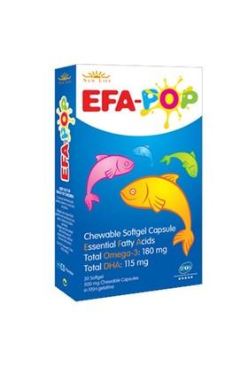 New Life Efa-Pop 32 Kapsül