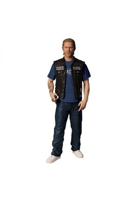 Mezco Sons Of Anarchy Jax Teller Action Figure