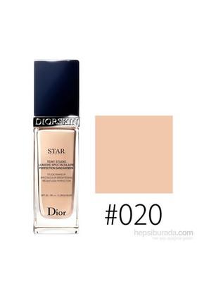 Dior Diorskin Star Foundation 020 30 Ml Fondöten