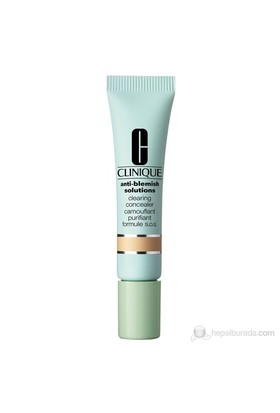 Clinique Anti Blemish Solutions Clearing Concealer 10 Ml Renk: 1