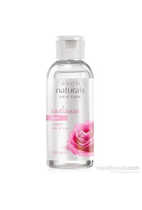 Avon Naturals Skin Care Gül Suyu 150 Ml.