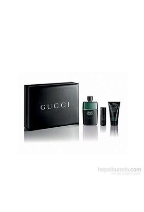 Gucci Guilty Pour Homme Edp 90 Ml + Body Losyon Set