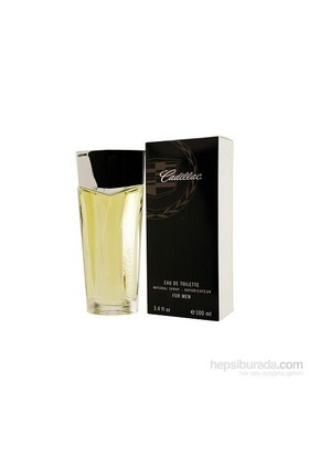 Cadillac Eau De Toilette For Men 100 Ml