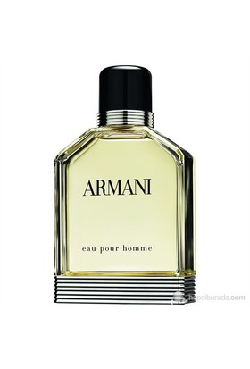 Giorgio Armani Pour Homme Edt 100 Ml Erkek Parfümü