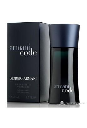 Giorgio Armani Code Edt 75 Ml Erkek Parfümü