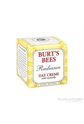 Burt's Bees Arı Sütü İçeren ve Cilde Aydınlık Veren Gündüz Kremi
