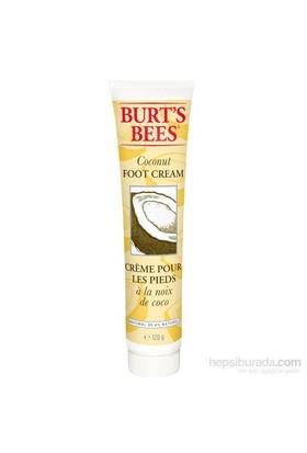 Burt's Bees Hindistan Cevizi ve E Vitamini İçeren Ayak Kremi