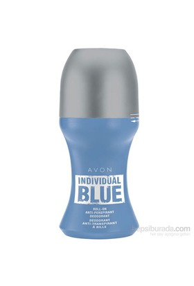 Avon Individual Blue Erkek Roll On 50 Ml.
