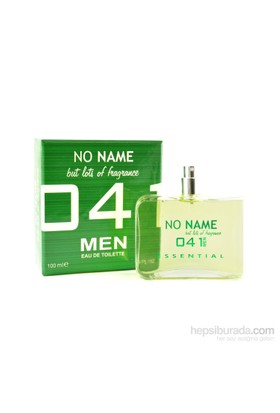 No Name 041 Essential 100 Ml Erkek Parfüm