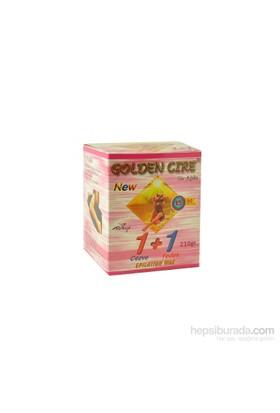 Golden Cire 1+1 Pudralı Cezve Ağda 210 Gr
