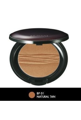 Sensai Bronzing Powder 4.5Gr 01 Natural Tan - Bronz Pudra