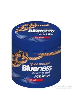 Blueness Spice Marine Tıraş Jeli 500 Ml
