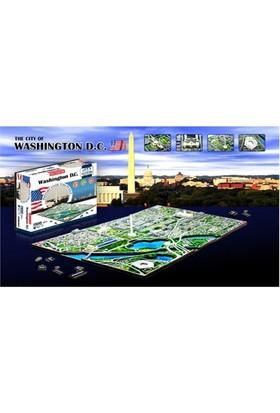 4D Cityscape Washington D.C. Puzzle